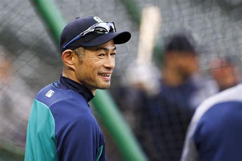 Ichiro Suzuki Number by Ichiro Suzuki To Front Office Will Not
