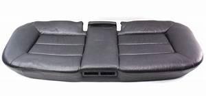 Rear Back Seat Cushion  U0026 Cover 02-04 Audi A6 C5