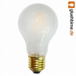 Umrechnung Led Glühbirne : led filament 4w 40w e27 matt gl hlampe gl hbirne gl ~ A.2002-acura-tl-radio.info Haus und Dekorationen