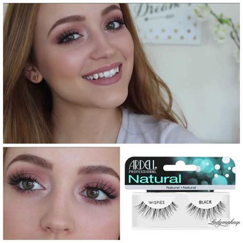 ardell wispies natural cut lashes put makeup eye eyelashes parts fake hair eyelash wispy lash extensions uploaded user