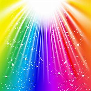 Symphony of Light Rays vector graphic | Free Vector ...