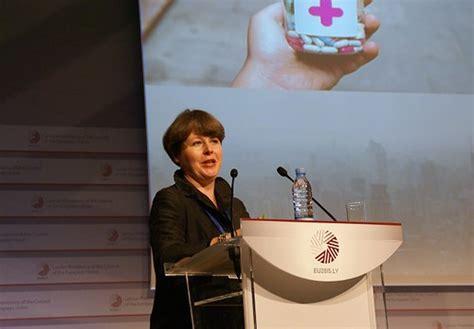 Johanna Reiman, Baltijas reģiona Veselīgo pilsētu asociāci ...