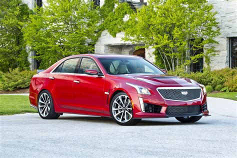 2016 Cadillac Cts V Review by 2016 Cadillac Cts V Drive Review Gm Authority