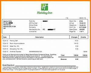 I Need A Image Of A Hotel Receipt Image collections  Download CV Letter And Format Sample Letter