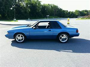 1987 ford mustang 5.0 notchback - Classic Ford Mustang 1987 for sale