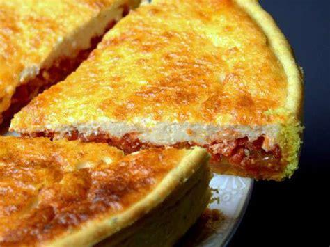 cuisinez avec djouza recettes de tarte à l 39 oignon de cuisinez avec djouza