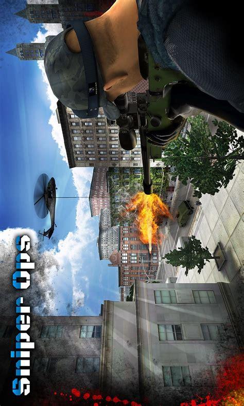 sniper ops 3d shooter top sniper shooting for windows 10