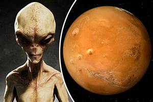 Aliens on Mars: Scientists discover where martians lived ...