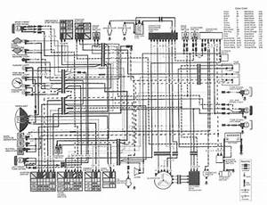 Honda Cm400a Motorcycle Complete Wiring Diagram