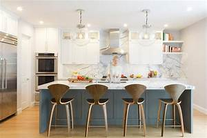 dark gray island with cherner counter stools With what kind of paint to use on kitchen cabinets for target mid century wall art