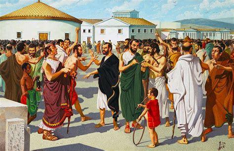 Ancient Greeks Misinterpretations  Knowledge Masti
