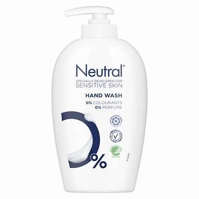 Neutral Ml Handzeep Wash Skin Sensitive Vloeibaar