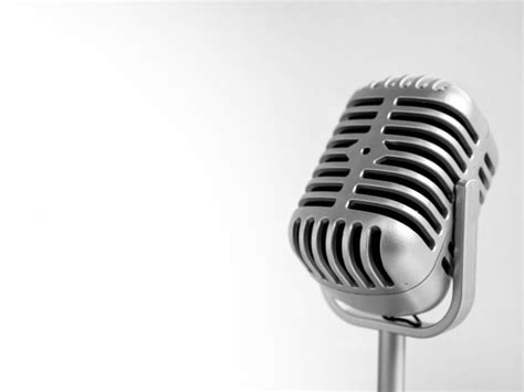 Microphone Vectors, Photos And Psd Files