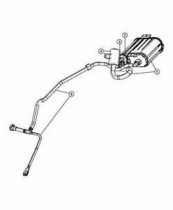 Dodge Avenger Detector  Esim  Evaporative System Integrity