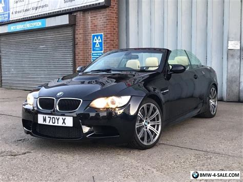 2010 Sports/convertible M3 For Sale In United Kingdom
