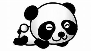 Cute Drawings Of Pandas How To Draw A Cute Panda Bear ...