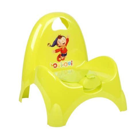 chaise pot bébé chaise petit pot de chambre enfant bébé oui oui
