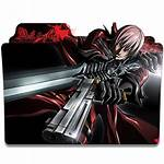 Devil Cry Anime Icon Folder Icons Deviantart