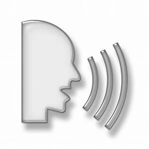 Person Talking Icon #059561 » Icons Etc