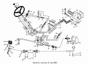 Hydraulic Steering And Pipe  2wd