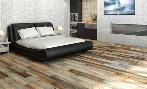 Interceramic Elevates the Reclaimed Wood Look with