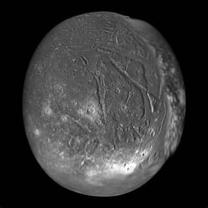Uranus - Satellites