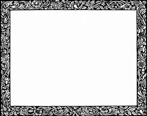 Decorative Page Borders Free - ClipArt Best