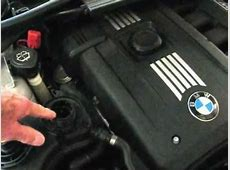 BMW adding coolant low coolant warning light by froggy