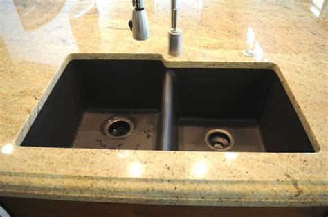 undermount granite composite kitchen sink materials links to selections of our in stock materials 8724