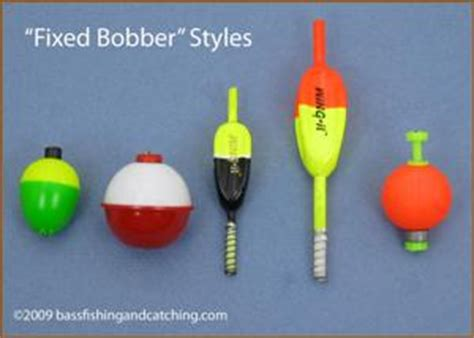 fishing bobbers  slip bobber fishing  bass