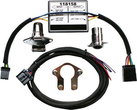 khrome werks 4 5 trailer wiring harness converter 14 16