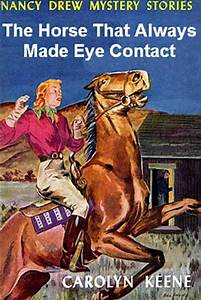 20 memes of nancy drew title covers re imagined