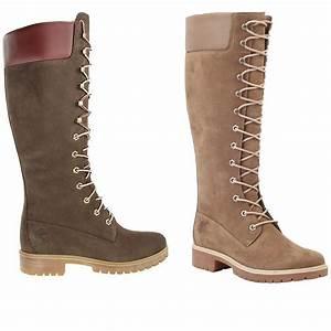 Timberland Women Premium 14in WP Boot Schuhe Stiefel