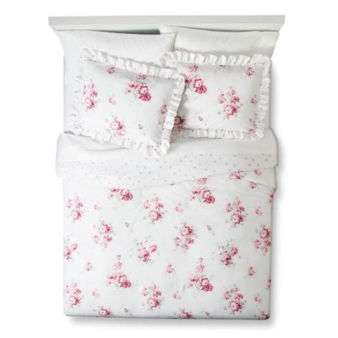 simply shabby chic target simply shabby chic 174 sunbleached floral comforter target