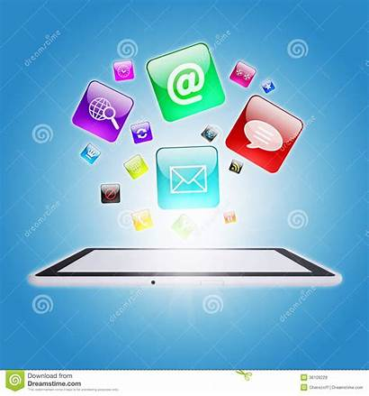 Icons Program Pc Tablet Computer Software Programma