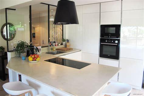 vervenne cuisine cuisine ouverte ambiance scandinave inside création