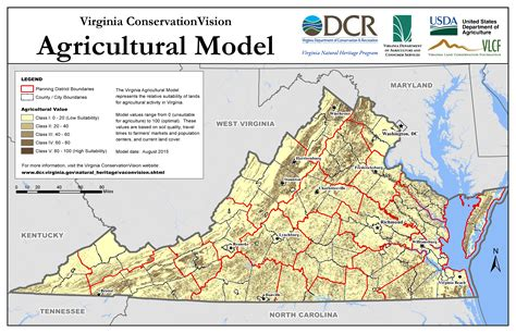 virginia conservationvision agricultural model