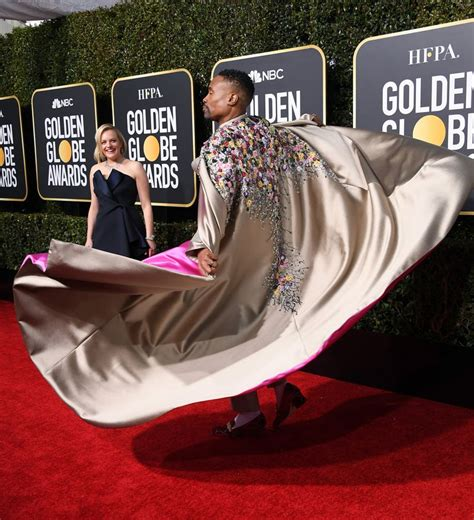 When Billy Porter Stole The Golden Globes