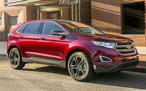 2018 Ford Edge SEL Sport Appearance Package - Wallpapers
