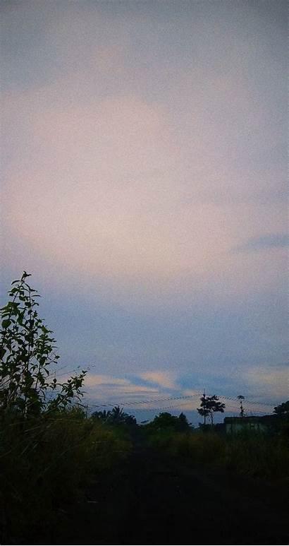 Langit Sunrise Fotografi