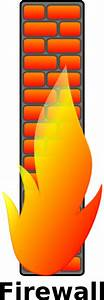 Firewall Icon Clip Art At Clker Com