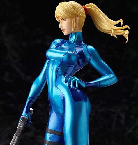 Hex1gon The Xbox Collector Zero Suit Samus Max Factory
