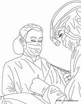 Coloring Pages Surgeon Hellokids Lawyer Printable Job Doctor Colouring Attorney Amazing Kaynak sketch template