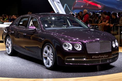 Bentley Flying Spur Photo bentley flying spur photos informations articles