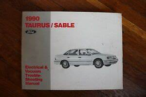 1988 Ford Taurus Wiring Diagram : 1990 ford taurus mercury sable wiring diagram electrical ~ A.2002-acura-tl-radio.info Haus und Dekorationen