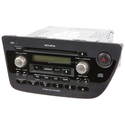 2002 Acura Tl Radio Code by 2002 Acura Rsx Radio Or Cd Player Am Fm Cassette 6cd Radio
