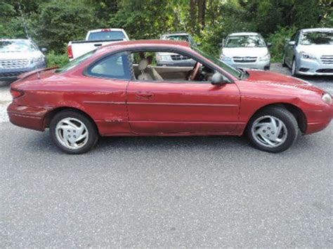 buy   ford escort zx   reserve  owner