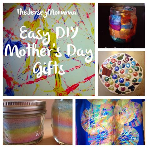 jersey momma handmade mothers day gifts  kids
