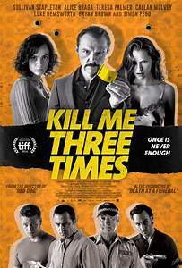 Kill Me Three Times | Teaser Trailer