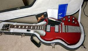 Gibson Sg Original  61 Ri  W  Maestro Vibrola Vos Wiring